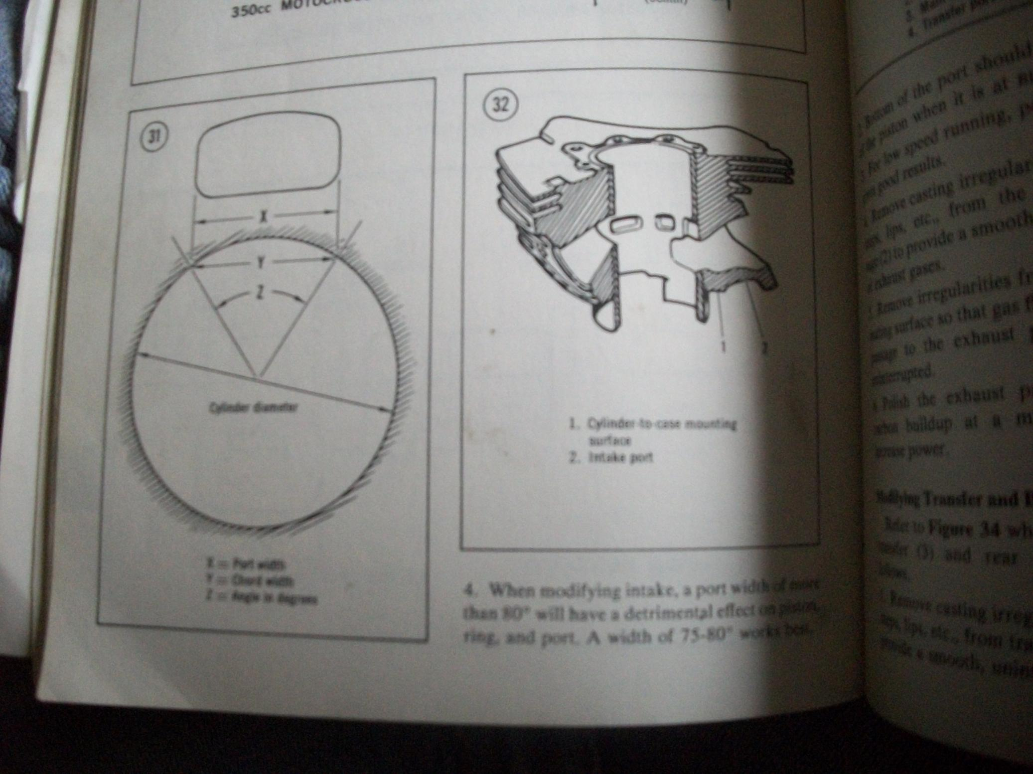 Yamaha Porting Book Dt 125 Mx Wiring Diagram You Do With This Info Is Your Choice Not Compain That Some One Was Nice Enough To Make Avalible Online As Wont Find It Anywhere Else