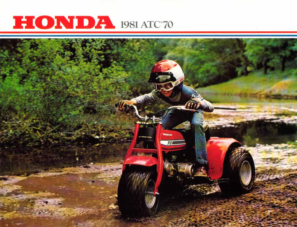 3wheeler World Honda Atc70 Technical Data Mini Yamaha 4 Wheeler Wiring Diagram Following Hondas Undeniably Huge Success Of The Us90 Motorcycle Giant Set Their Sights A Little Lower And Introduced