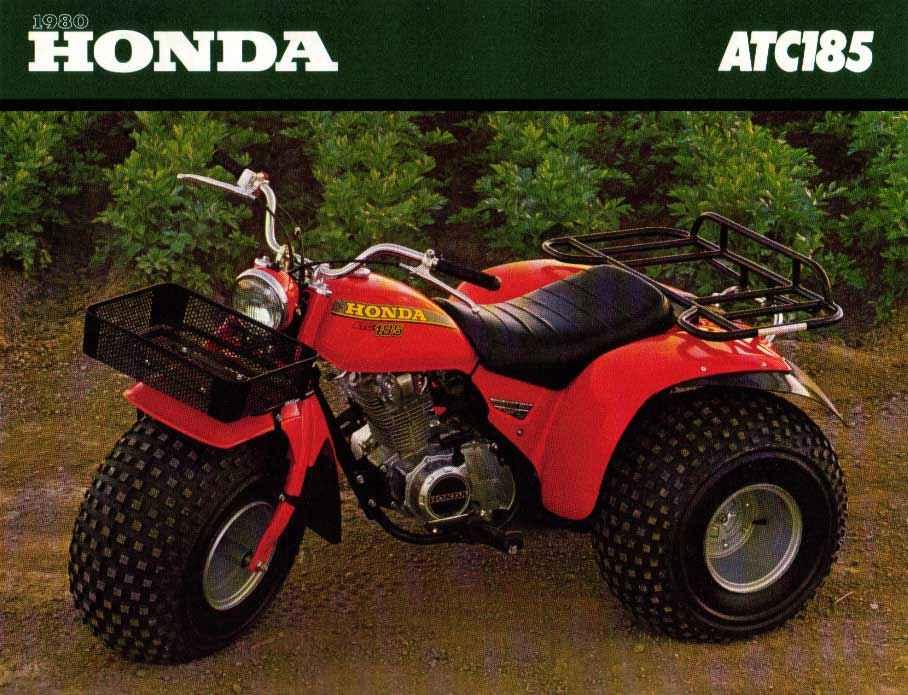 228 ATC185 And ATC185S Technical Dataon Honda Motorcycle Wiring Diagrams