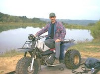 Howdy and His 1986 Polaris Scrambler
