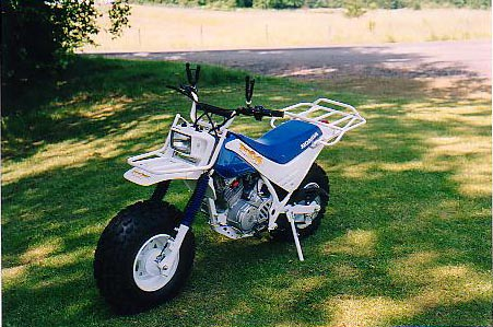 3 wheeler world fat cat page honda fatcat > · >
