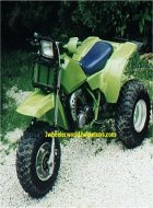 1989 kawasaki atv four wheeler klf300 bayou 4x4 supplement service manual021