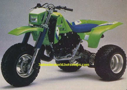 THRee WHeeLeR WoRLD's Kawasaki Tecate Picture Page #2