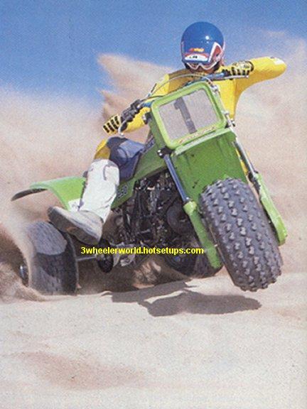 Three Wheeler World U0026 39 S Kawasaki Tecate Picture Page  5