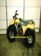 Suzuki Alt  Three Wheeler